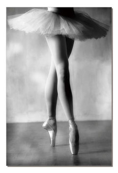 Ballerina Mounted Art Print
