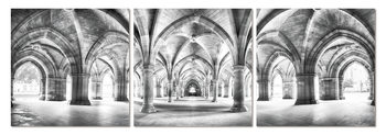 Cathedral Mounted Art Print