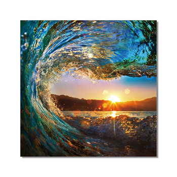 Relax, Refresh - By the Sea Mounted Art Print