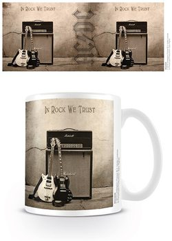 AC/DC - In Rock We Trust Mug