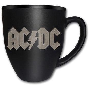 ACDC – Logo Matt Engraved Mug