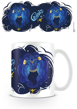 Aladdin - Big Blue Mug