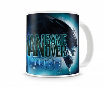 Cup Alien - Game Over Man