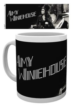 Amy Winehouse - Car Mug