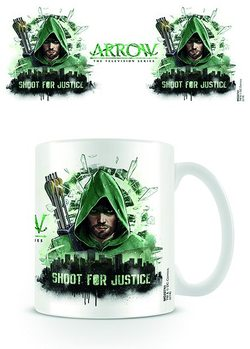 Arrow - Shoot for Justice Mug
