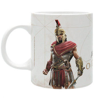 Assasins´s Creed - Heroes Mug