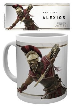 Assassins Creed Odyssey - Alexios Action Mug