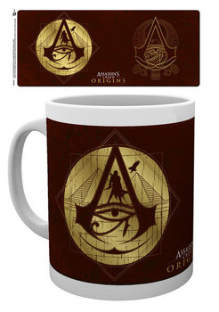 Assassins Creed: Origins - Gold Icons Mug