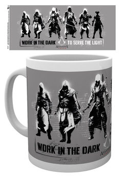 Assassins Creed: Origins - Stencil Mug