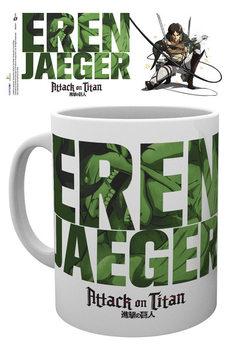 Attack On Titan - Eren Mug