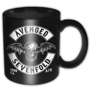 Avenged Sevenfold – Deathbat Mug