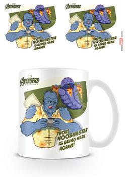 Avengers: Endgame - Noobmaster Mug
