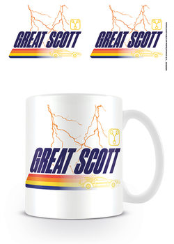 Back to the Future - Great Scott Mug