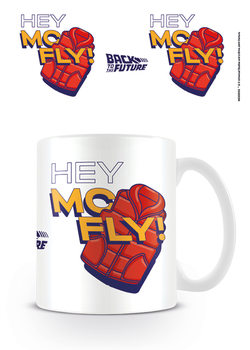 Back to the Future - Hey McFly Mug