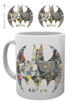 Batman - Comic Symbol Mug