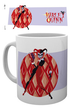 Batman Comics - Harley Quinn Gotham Girls Mug