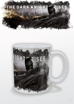 Batman: The Dark Knight Rises - Cityscape Mug
