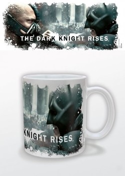 Batman: The Dark Knight Rises - Mask Mug