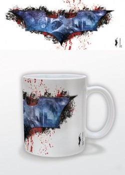 Batman: The Dark Knight Rises - Splatter Mug