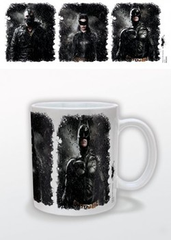 Batman: The Dark Knight Rises - Triptych Mug