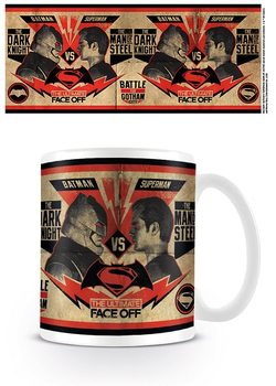 Batman v Superman: Dawn of Justice - Fight Poster Mug