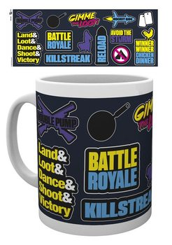 Battle Royale - Infographic Mug
