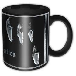 Beatles - With The Beatles Black Mug
