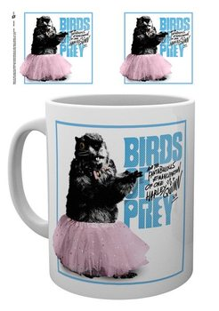 Birds Of Prey: And the Fantabulous Emancipation Of One Harley Quinn - Tutu Mug