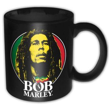 Bob Marley - Logo Face Mug