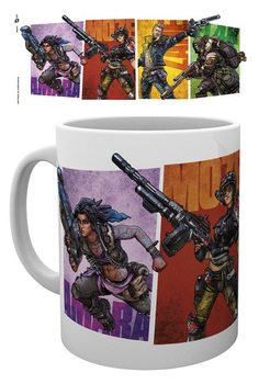 Borderlands 3 - Vault Hunters Mug