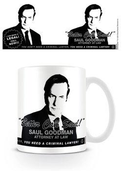 Breaking Bad - Better call Saul Mug