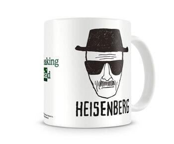 Cup Breaking Bad - Heisenberg - Sketch