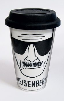 Breaking Bad Travel Mug - Heisenberg Mug
