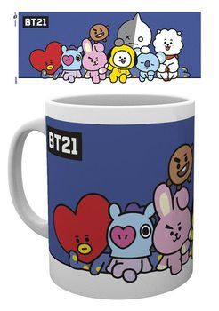 BT21 - Group Mug