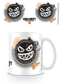 Call Of Duty - Black Ops 4 Ruin Smile Icon Mug