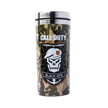 Call of Duty: Black Ops 4 - Skull Mug
