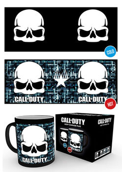 Call Of Duty - Skull Mug