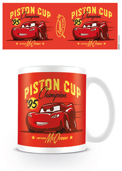 Cars 3 - Legend Of The Track (McQueen) Mug