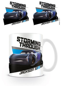 Cars 3 - Storming Through Mug