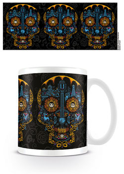 Coco - Pattern Skull Mug