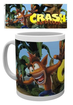 Crash Bandicoot - Logo Mug