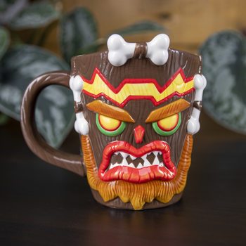 Crash Bandicoot - Uka Uka Mug