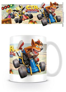 Crash Team Racing - Fight for First Place Mug