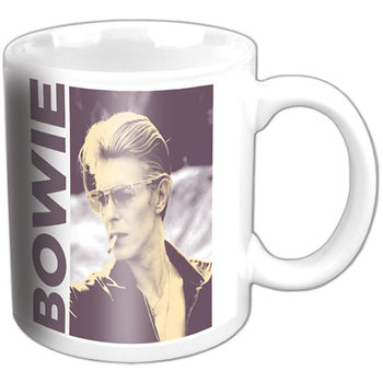 David Bowie - Smoking Mug