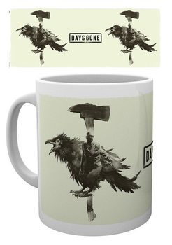 Days Gone - Crow Mug