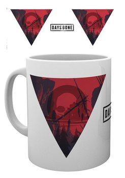 Days Gone - Skull Mug