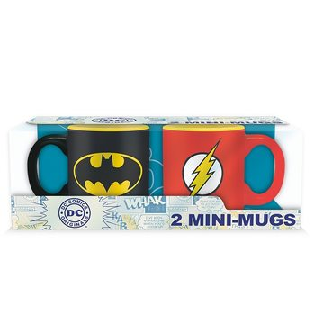 DC Comics - Batman & Flash Mug