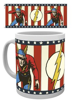 DC Comics - The Flash Vintage Mug