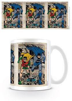 DC Originals - Batman - Montage Mug
