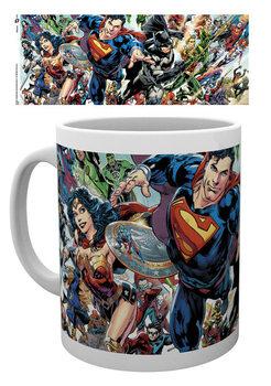 DC Universe - Rebirth Mug